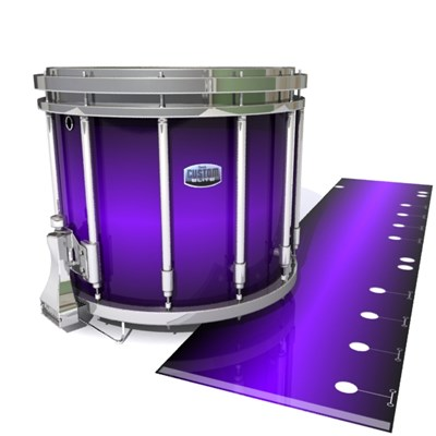 Dynasty Custom Elite Snare Drum Slip - Cosmic Purple (Purple)