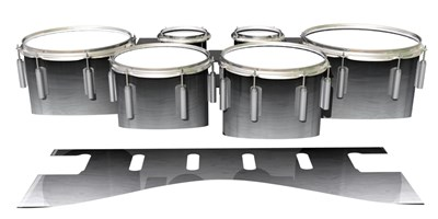 Dynasty 1st Generation Tenor Drum Slips - Arctic Night Fade (Neutral)