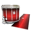 Ludwig Ultimate Series Snare Drum Slip - Active Red (Red)