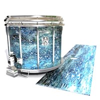 Ludwig Ultimate Series Snare Drum Slip - Aeriform (Blue)