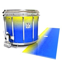 Ludwig Ultimate Series Snare Drum Slip - Afternoon Fade (Blue)