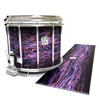 Ludwig Ultimate Series Snare Drum Slip - Alien Purple Grain (Purple)