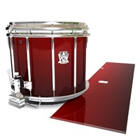 Ludwig Ultimate Series Snare Drum Slip - Apple Maple Fade (Red)