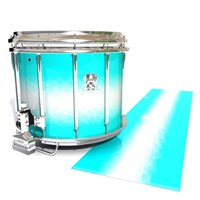 Ludwig Ultimate Series Snare Drum Slip - Aqua Wake (Aqua)