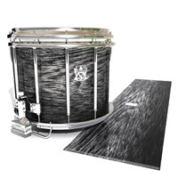 Ludwig Ultimate Series Snare Drum Slip - Ashy Grey Rrosewood (Neutral)