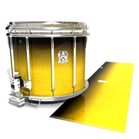 Ludwig Ultimate Series Snare Drum Slip - Aureolin Fade (Yellow)