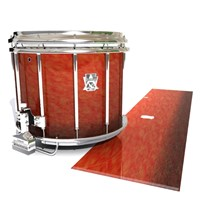 Ludwig Ultimate Series Snare Drum Slip - Autumn Fade (Orange)