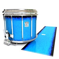 Ludwig Ultimate Series Snare Drum Slip - Bermuda Blue (Blue)