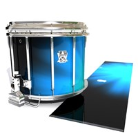 Ludwig Ultimate Series Snare Drum Slip - Blue Light Rays (Themed)