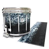 Ludwig Ultimate Series Snare Drum Slip - Blue Ridge Graphite (Neutral)