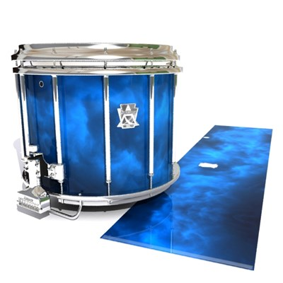 Ludwig Ultimate Series Snare Drum Slip - Blue Smokey Clouds (Themed)