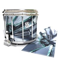 Ludwig Ultimate Series Snare Drum Slip - Broken Glass (Themed)