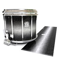 Ludwig Ultimate Series Snare Drum Slip - Burnout Black (Neutral)