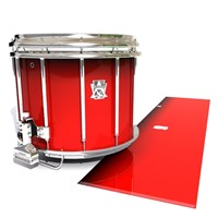 Ludwig Ultimate Series Snare Drum Slip - Cherry Pickin' Red (Red)