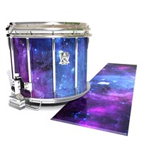 Ludwig Ultimate Series Snare Drum Slip - Colorful Galaxy (Themed)