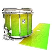 Ludwig Ultimate Series Snare Drum Slip - Cool Lemon Lime (Green)