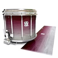Ludwig Ultimate Series Snare Drum Slip - Cranberry Stain (Red)