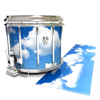 Ludwig Ultimate Series Snare Drum Slip - Cumulus Sky (Themed)