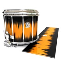 Ludwig Ultimate Series Snare Drum Slip - Daybreak (Orange)