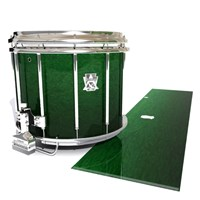 Ludwig Ultimate Series Snare Drum Slip - Deep Bamboo (Green)