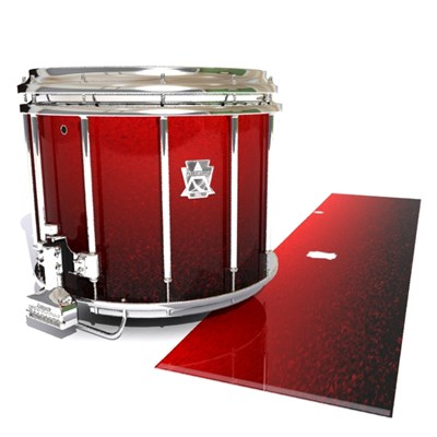 Ludwig Ultimate Series Snare Drum Slip - Dragon Red (Red)
