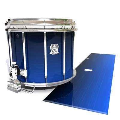 Ludwig Ultimate Series Snare Drum Slip - Fathom Blue Stain (Blue)