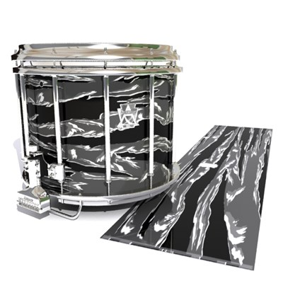 Ludwig Ultimate Series Snare Drum Slip - Stealth Tiger Camouflage (Neutral)