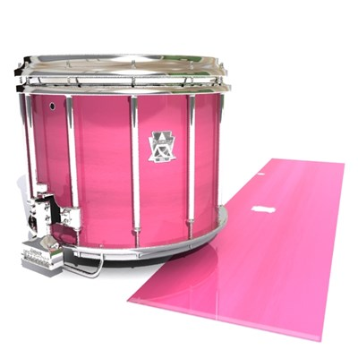 Ludwig Ultimate Series Snare Drum Slip - Sunset Stain (Pink)