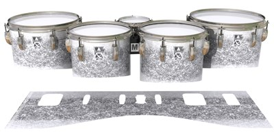 Ludwig Ultimate Series Tenor Drum Slips - Alaskan Woodchip (Neutral)