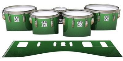 Ludwig Ultimate Series Tenor Drum Slips - Forever Everglade (Green)