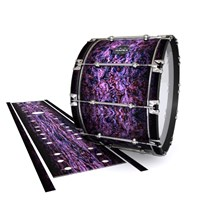 Mapex Quantum Bass Drum Slip - Alien Purple Grain (Purple)