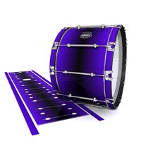 Mapex Quantum Bass Drum Slip - Antimatter (Purple)