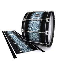 Mapex Quantum Bass Drum Slip - Blue Ridge Graphite (Neutral)