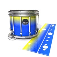Mapex Quantum Snare Drum Slip - Afternoon Fade (Blue)