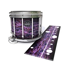 Mapex Quantum Snare Drum Slip - Alien Purple Grain (Purple)