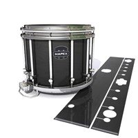 Mapex Quantum Snare Drum Slip - Black Stain (Neutral)