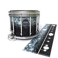 Mapex Quantum Snare Drum Slip - Blue Ridge Graphite (Neutral)