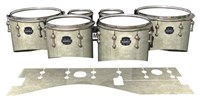 Mapex Quantum Tenor Drum Slips - Antique Atlantic Pearl (Neutral)
