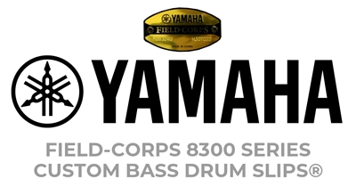"Yamaha Field Corps 8300 Bass Drum ""ON2 Design Team"" Custom Design Package"
