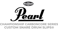 "Pearl Championship CarbonCore FFX Snare ""ON2 Design Team"" Custom Design Package"