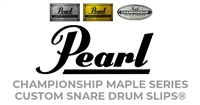 "Pearl Championship Maple FFX Snare ""ON2 Design Team"" Custom Design Package"