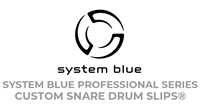 "System Blue Professional Series Marching Snare ""ON2 Design Team"" Custom Design Package"