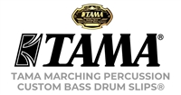 "Tama Marching Bass Drum ""ON2 Design Team"" Custom Design Package"