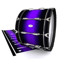 Pearl Championship Maple Bass Drum Slip - Amethyst Haze (Purple)
