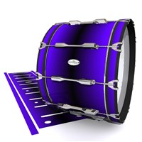Pearl Championship Maple Bass Drum Slip - Antimatter (Purple)