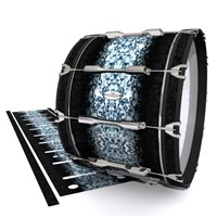 Pearl Championship Maple Bass Drum Slip - Blue Ridge Graphite (Neutral)