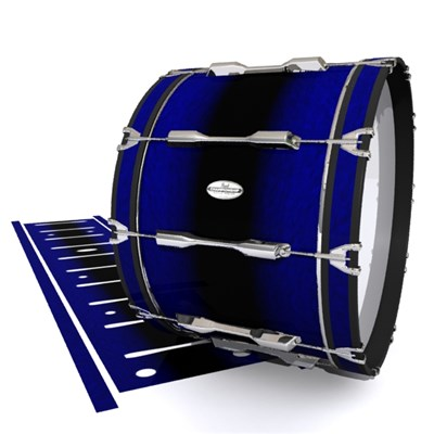 Pearl Championship Maple Bass Drum Slip - Deep Dark Sea (Blue)
