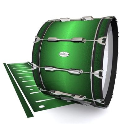 Pearl Championship Maple Bass Drum Slip - Forever Everglade (Green)