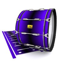 Pearl Championship Maple Bass Drum Slip (Old) - Antimatter (Purple)
