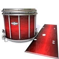 Pearl Championship CarbonCore Snare Drum Slip - Active Red (Red)